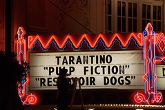 Tarantino  Pulp Fiction & Reservoir Dogs