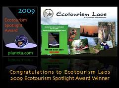 2009 Ecotourism Spotlight Award Winner