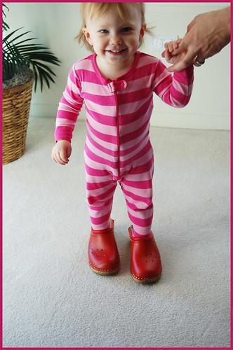 big girl shoes!
