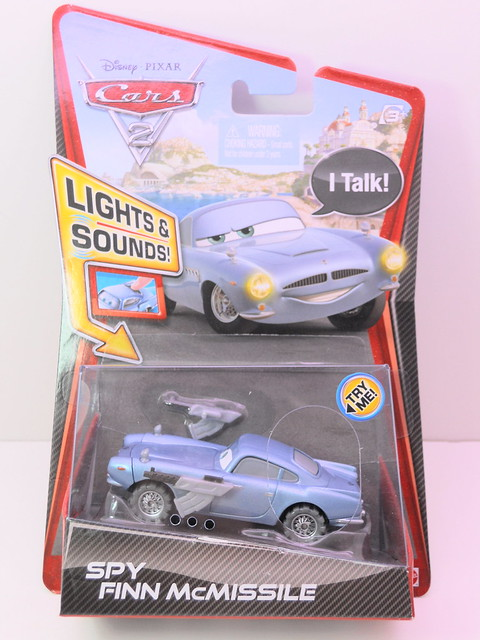 disney cars 2 spy finn mcmissle Lightsand sounds (1)