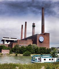 Volkswagen Factory Wolfsburg/Germany