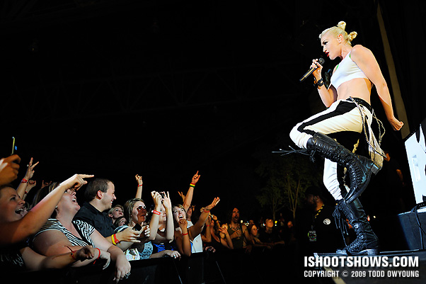 Concert Photos: No Doubt 2009