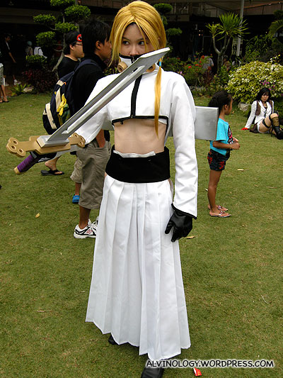 Another character from Bleach?