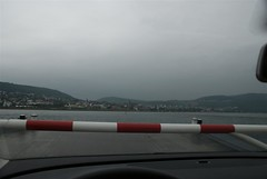Veerpont naar Bingen am Rhein