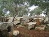 Fallen Stones in Kafar Aruk