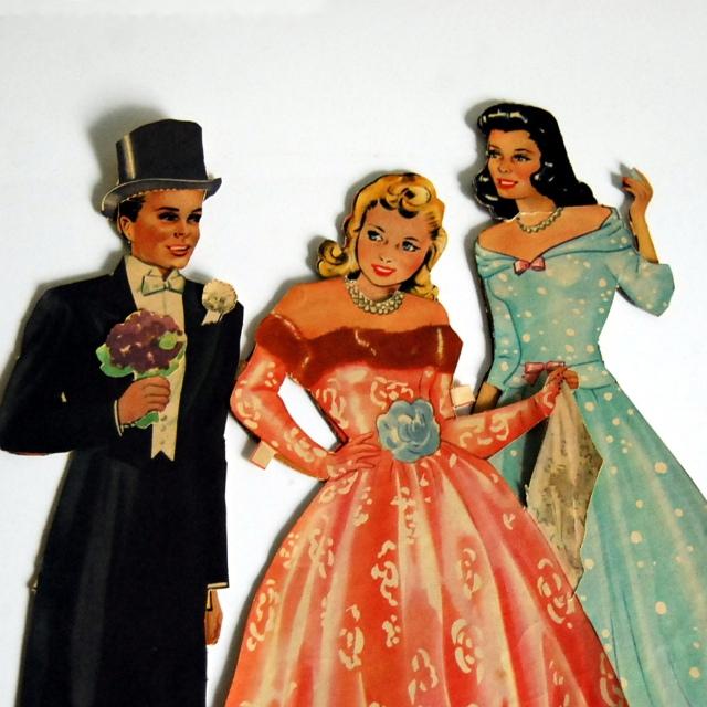 1940s paper dolls 5