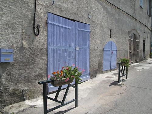 Typical Provençal Home