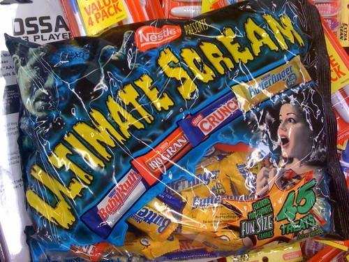 Ultimate Scream candy
