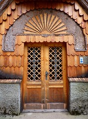 Russian Chapel Doors