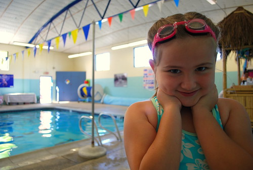 ready to swim!