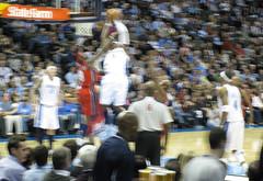 blurry dunk