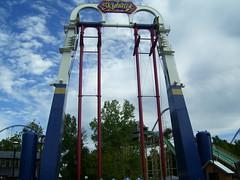 Cedar Point - Skyhawk