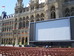 Vienna's Town hall (4)
