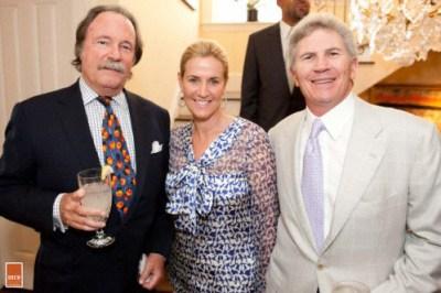 Pat McBaine, Lisa Goldman, Doug Goldman