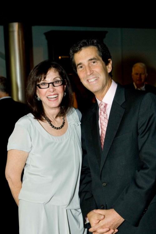 Jill Barnett and Andrew Barnett