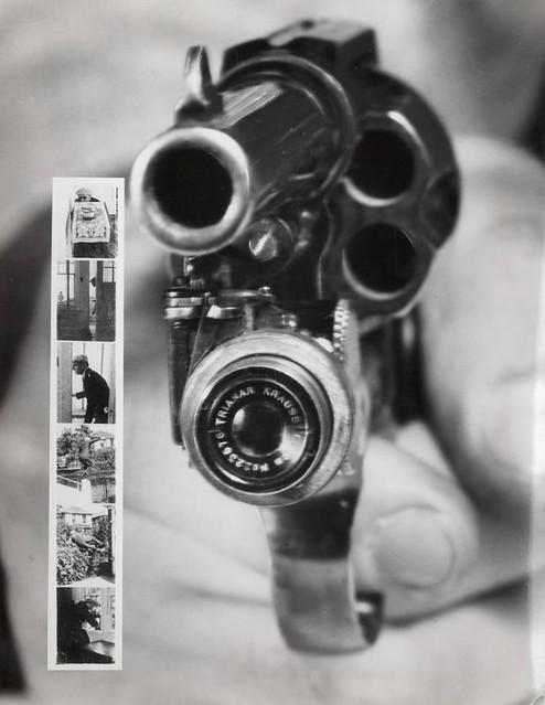 Revolver-camera / Revolver camera
