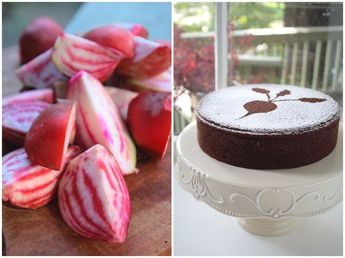 Beets and Cake