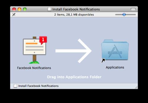 Facebook App for OSX
