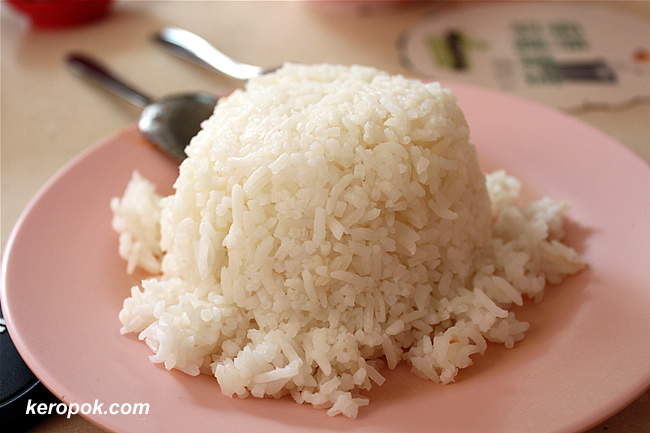 Rice oh Rice...
