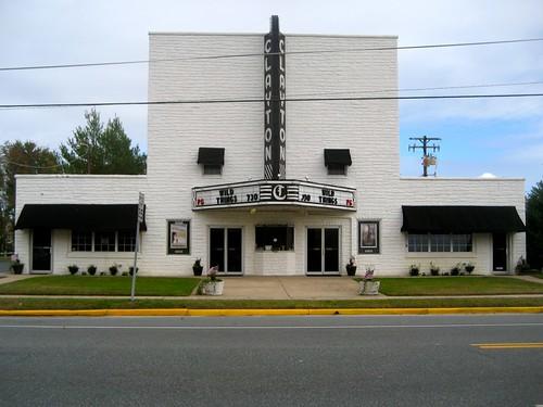 Clayton Theatre Dagsboro DE
