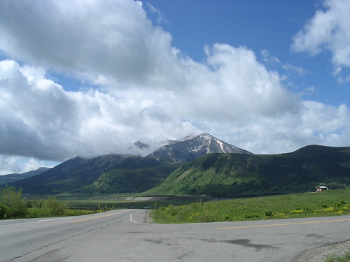 Crested Butte - Heading to Sunday Brunch