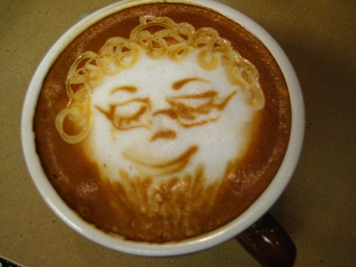 Latte Art by Rebekka