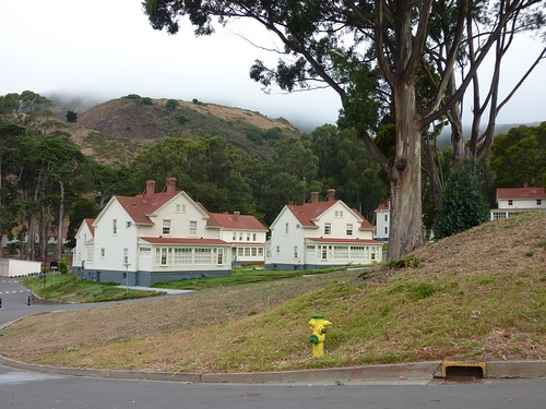 SAN FRANCISCO CAVALLO POINT HOTEL