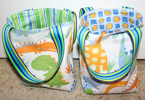 Dinosaur Party Bags 2