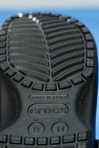 新鞋 - crocs 人骨版 2