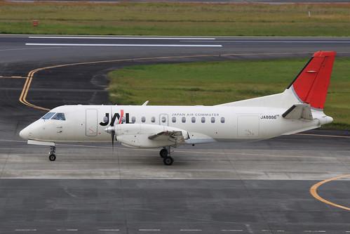 JAC Saab 340B(JA8886)