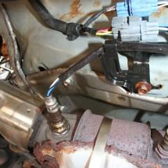 Plug Wiring Diagram Canada Pressure Transmitter How I Changed The Oxygen Sensor (a/f Ratio) On My 2003 Crv