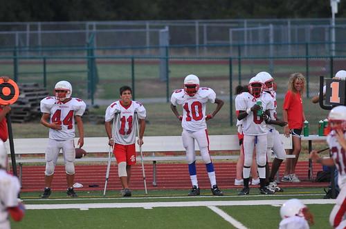 Midway v. Vista Ridge (9th grade)