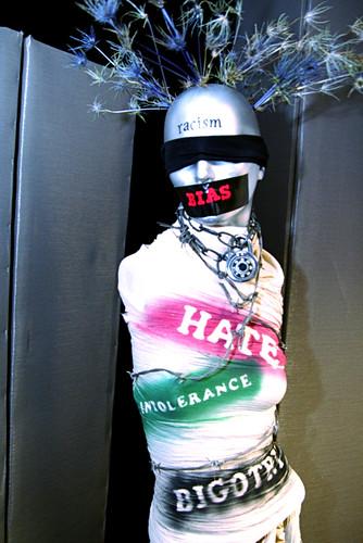 ArtPrize 9/11 Installation Hate Bigotry Intole...