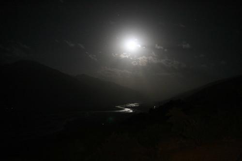 Wakhan at night