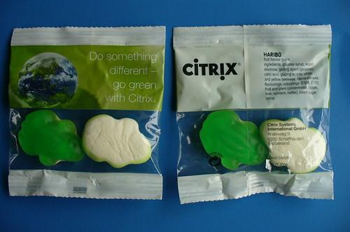 citrix xen green sweets
