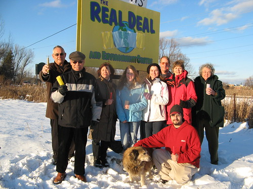 Smiths Falls Ontario Climate Change COP15