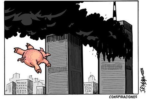 Gripe porcina y NWO-11$.