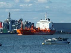 Oil Tanker Bertina