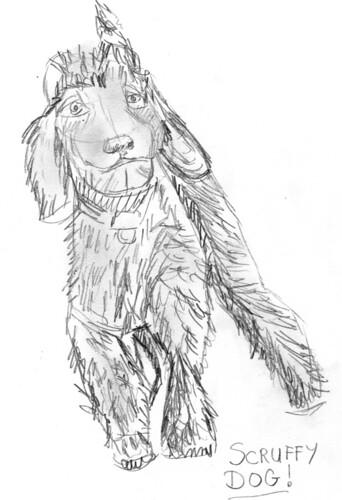 Scruffy dog, part 1