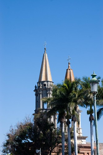 Campanarios Iglesia Chapala