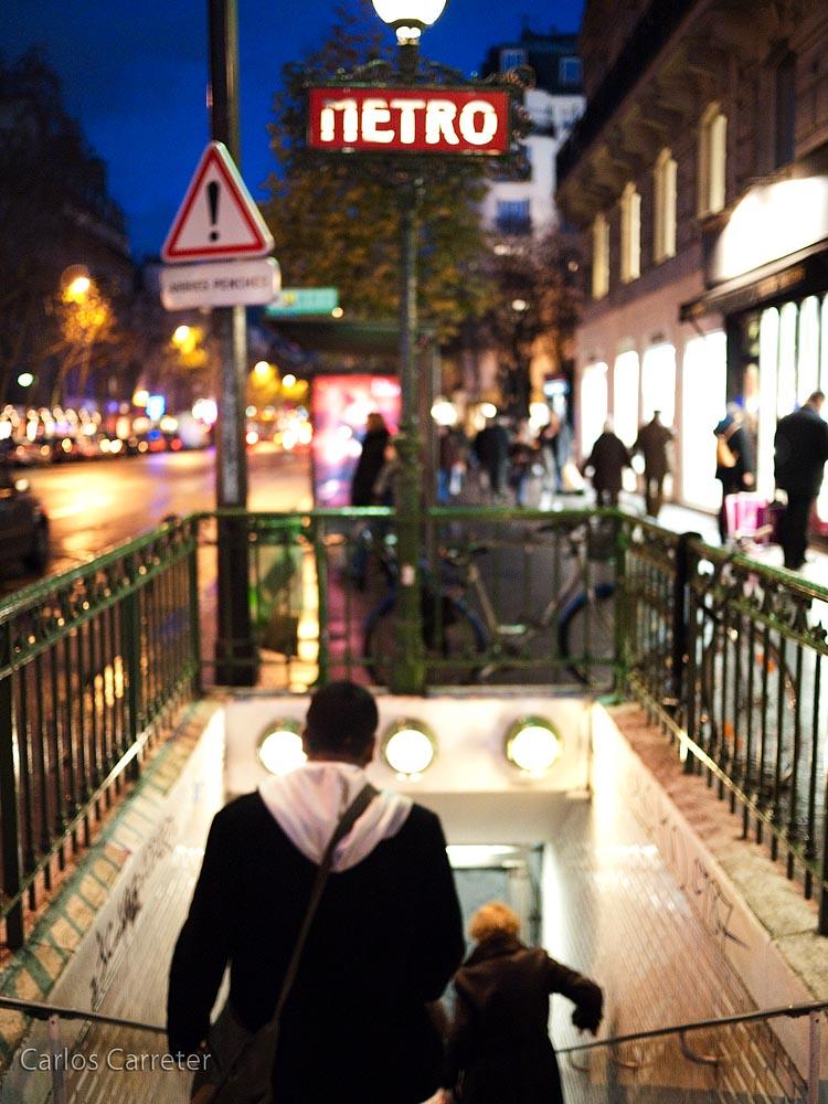 Metro Saint-Germain-des-Prés