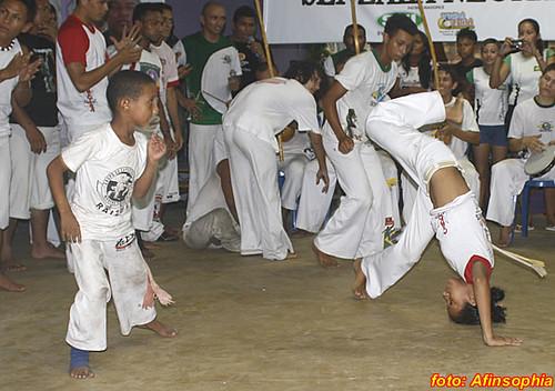 Capoeira Senzala Negra 49 por você.