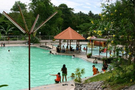 Dolores Farm Resorts Two Swimming Pools