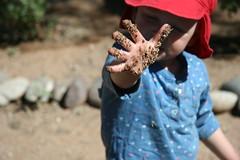 Mud, lovely mud.