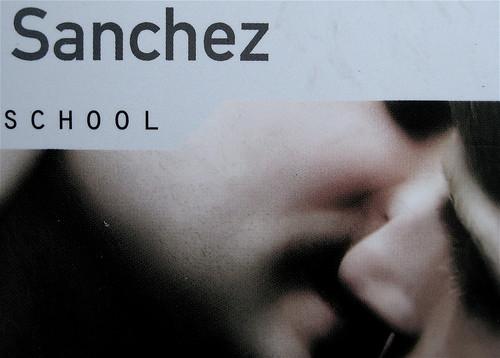 Alex Sanchez, E' una questione d'amore, ©Playground 2009, Graphic Designer: Federico Borghi , copertina, (part.), 11