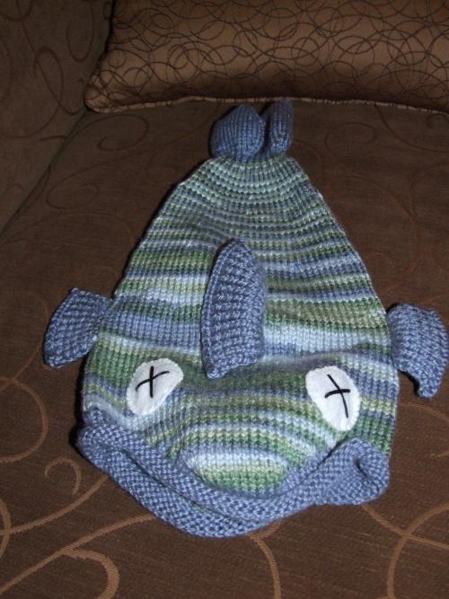 J's Fish hat