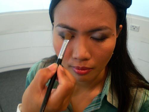 Artistry Make-up Class