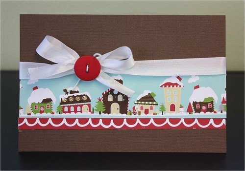 Home for the Holidays Card by Brandy Jesperson