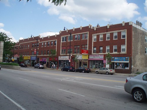 Cermak Road, Chinatown