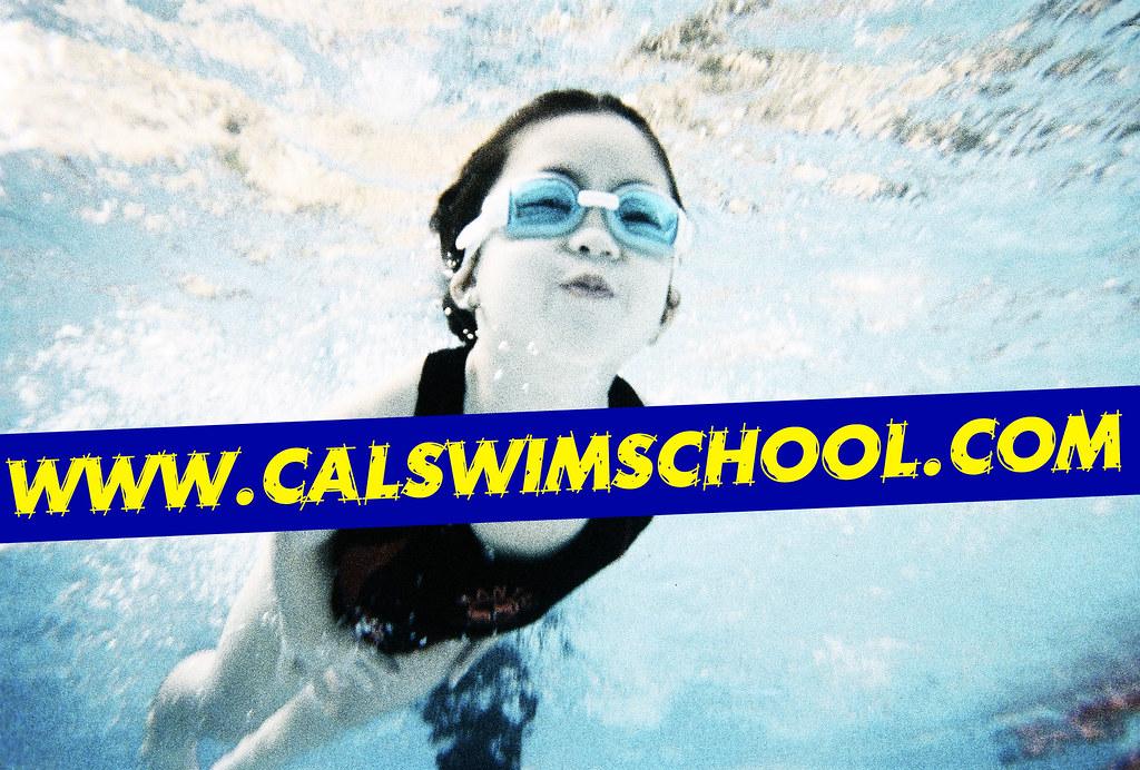 CalSwimSchool Website Poster